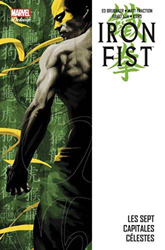 Iron Fist deluxe T02