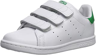 adidas Originals Kids' Stan Smith Cloudfoam Sneaker