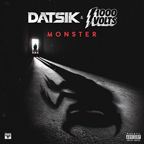 Datsik, 1000volts & Redman