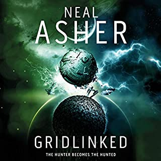 Gridlinked     Agent Cormac, Book 1              By:                                                                                                                                 Neal Asher                               Narrated by:                                                                                                                                 Ric Jerrom                      Length: 17 hrs and 53 mins     109 ratings     Overall 4.4