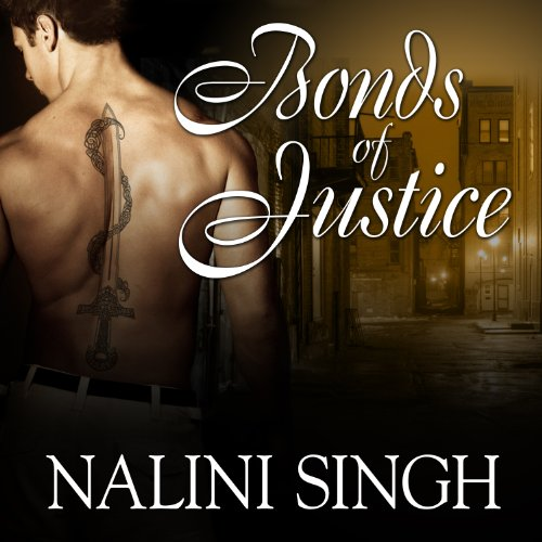 Bonds of Justice audiobook cover art
