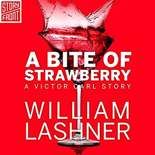 A Bite of Strawberry audiobook cover art