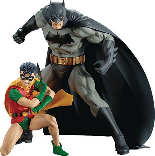 DC Comics Batman & Robin ArtFX+ Statue
