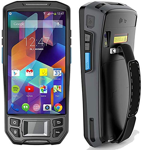 SISHUINIANHUA 5-Zoll-Android PDA Handheld-Computer 4G LTE 2G RAM + 16G rom 1D-Barcode-Scanner