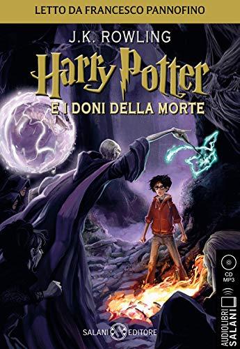 Harry Potter e i Doni della Morte - Audiolibro CD MP3: Vol. 7