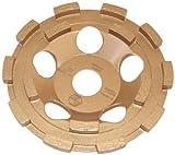 Eibenstock Premium B125 37102000 Diamond Grinding Disc for Concrete Gold