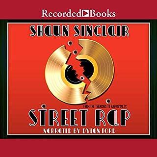 Street Rap audiobook cover art