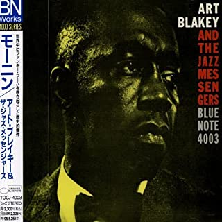 Moanin by Art Blakey & the Jazz Messengers (2004-04-27)