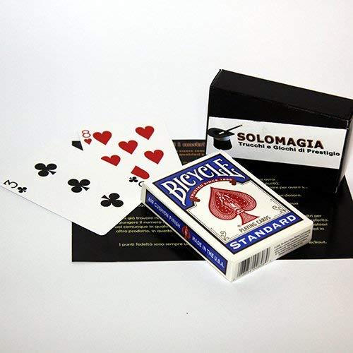 USPCC Bicycle Gaff Cards - Double Face - Kartenspiel - Zaubertricks und Magie