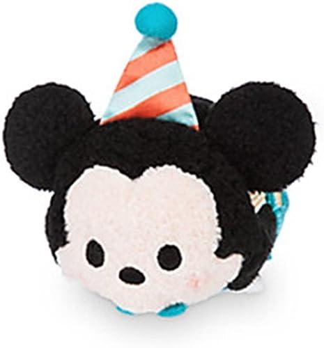 Disney mini peluche Tsum Tsum Mickey Birthday   Anniversaire 2016