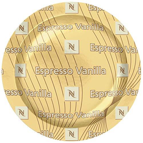 Nespresso Pro Kapseln Pads - 50x Espresso Vanilla - Original - für Nespresso Pro Systeme