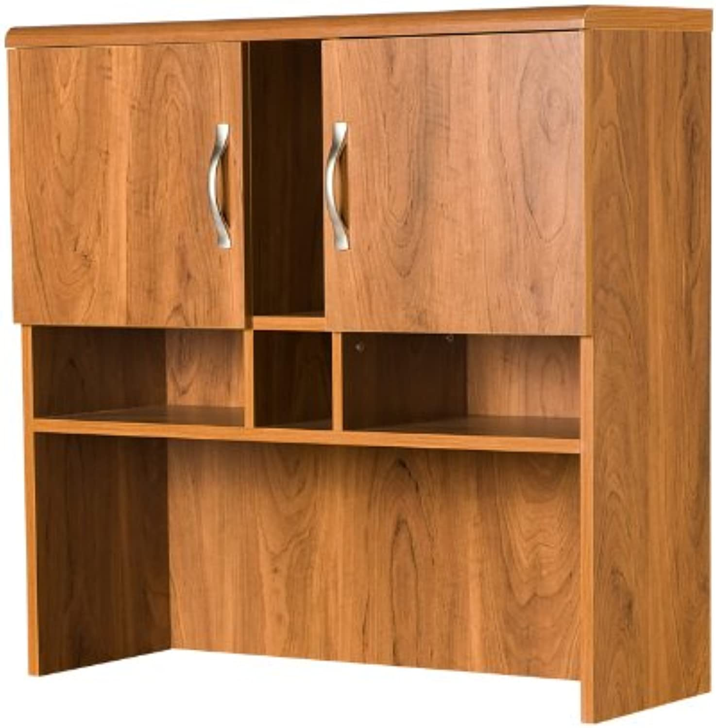 American Furniture Classics Two Door Hutch for Lateral File or Drawer Extension