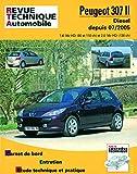 E.T.A.I - Revue Technique Automobile B707.5 - PEUGEOT 307 PHASE 2 - 2005 à 2008 - Diesel