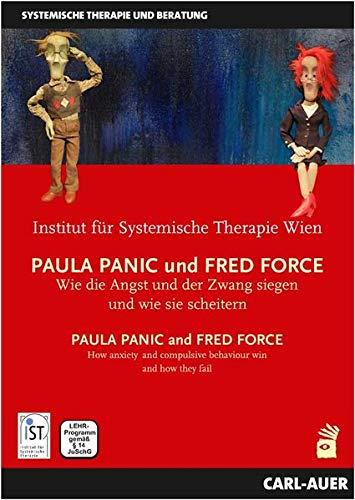 Paula Panic und Fred Force / Paula Panic and Fred Force, DVD-Video