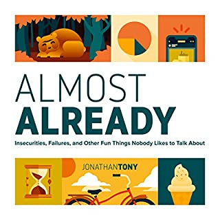 Almost Already audiobook cover art