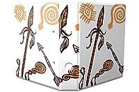 バインダー 2 Ring Binder Lever Arch Folder A4 printed Spear