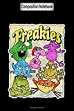 Composition Notebook: Freakies cereal characters grouping Journal Notebook Blank Lined Ruled 6x9 100 Pages