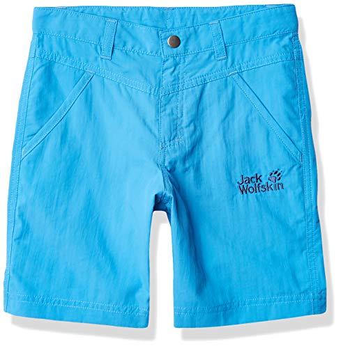 Jack Wolfskin Kinder Sun Shorts, Sky Blue, 116