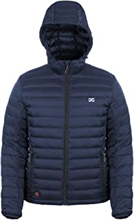 Mobile Warming Men's Heated Summit Jacket