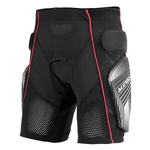 Acerbis – Schutz-Shorts, Weich, 2.0MX, Schwarzgrau