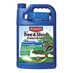 Gallon, Concentrate, Tree And Shrub Insect Control Ii Provides 12 Month Insect Protection, With Just One Application Prevents New Infestations From Occurring Works Systemically To Protect Roots, Branches, And Leaves Contains The Active Ingredient Of ...