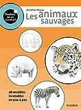ANIMAUX SAUVAGES (DESSINEZ EN UN COUP D'OEIL) (French Edition)