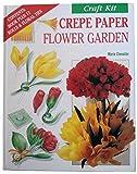 Fleurus Craft Kit: Crepe Paper Flower Garden