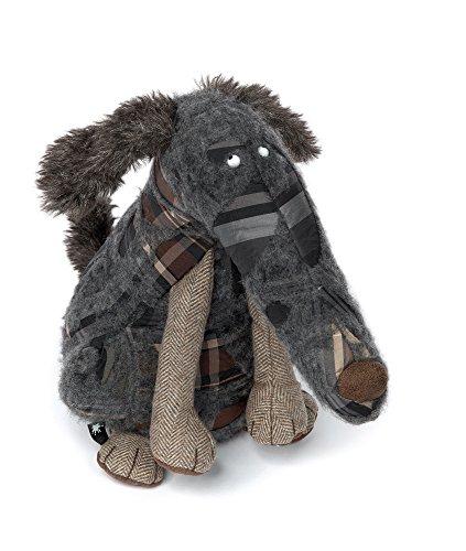 sigikid, Stofftier für Erwachsene und Kinder, Hund, Crazy Nosy, BeastsTown, 38943