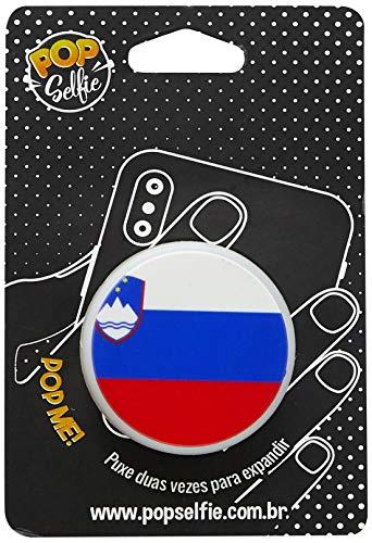 Apoio para celular - Pop Selfie - Original Eslovênia Ps265, Pop Selfie, 151520, Branco
