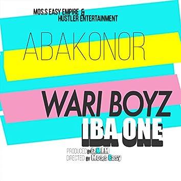 Abakonor (feat. Iba One)