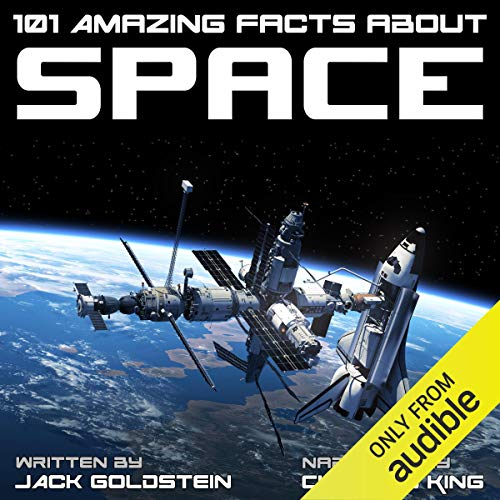 101 Amazing Facts About Space                   By:                                                                                                                                 Jack Goldstein                               Narrated by:                                                                                                                                 Charles King                      Length: 30 mins     4 ratings     Overall 3.3