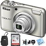 Best Compact Digital Cameras - Nikon COOLPIX A10 Digital Camera 16.1MP 5x Zoom Review