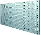SimonRack SI907 Panel Perforado, Galvanizado, 900 x 600 mm