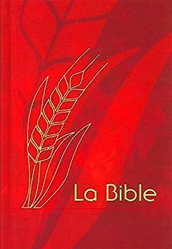 BIBLE SEMEUR 2000 COUVERTURE RIGIDE QUADRI ROUGE  French Edition