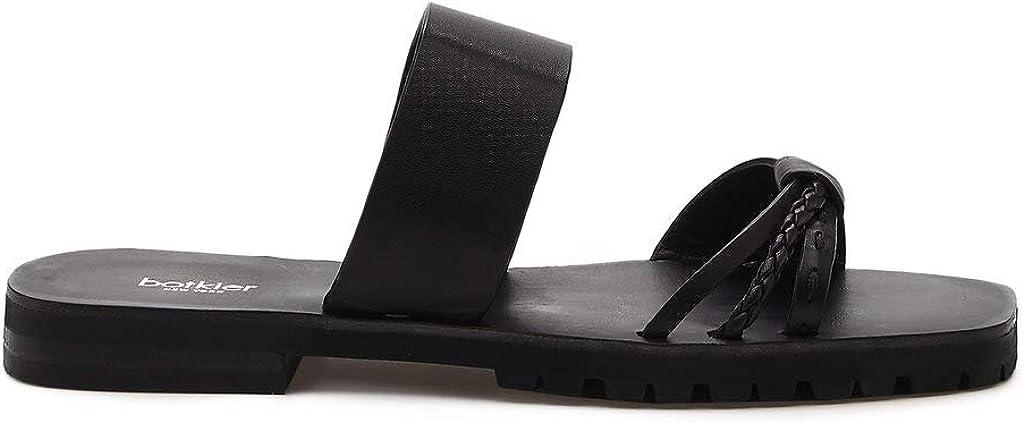Botkier Moira Slide, Black, 8