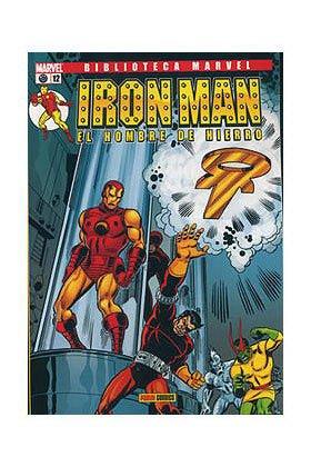 Biblioteca Marvel Iron Man