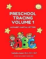 Preschool Tracing Volume 1