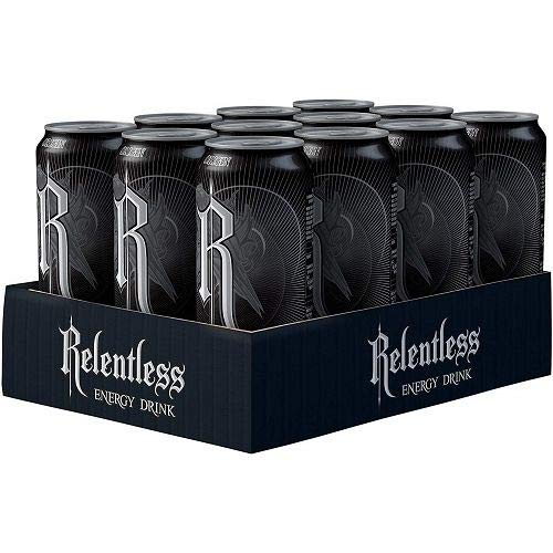 Relentless Energy 12x 500ml Original