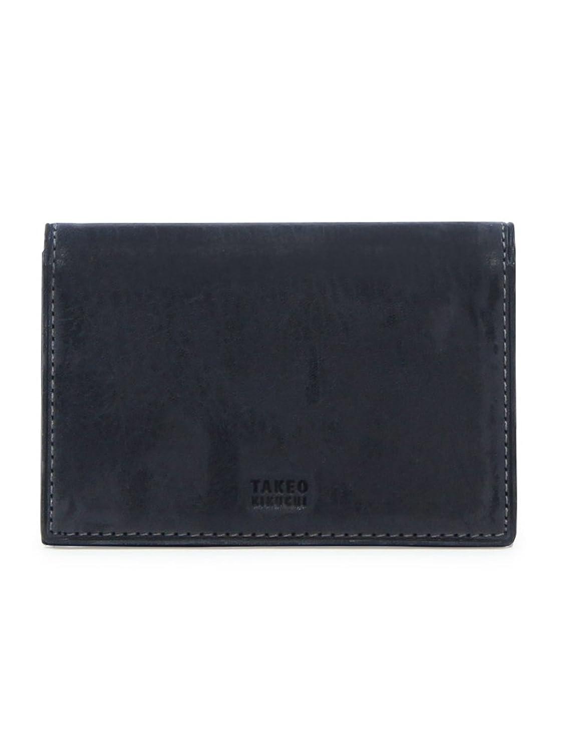 解決素子フィット[タケオキクチ] カードケース リオ メンズ 723601