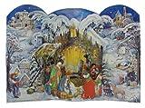 Sellmer 3-D - Calendario dell'avvento con presepe