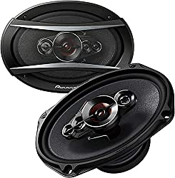 Pioneer TS-A6996S 6x9 Series 6 Inch X 9 Inch 650W 5-Way Coaxial Car Stereo Speakers