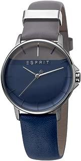 ES1L065L0025 Fifty-Fifty Grey Blue Ladies Watch