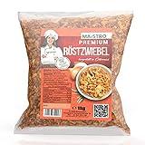 Cebolla frita premium baja en grasa - para condimentar / cocinar / decorar - lista para usar. MAISTRO Premium Cebolla Frita 1000g