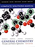 Solutions Manual for General Chemistry: Principles and Modern Applications