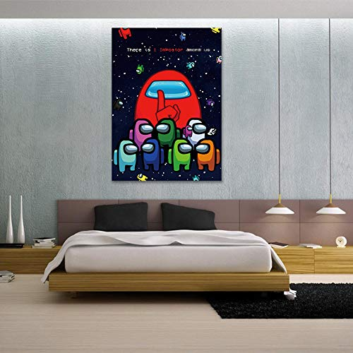 Game Poster 17In X 24In Unframed Video Game Room Decor Gaming Posters for Boys Bedroom Boys Room Wall Art Backdrop