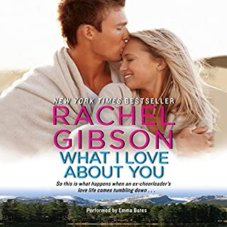 What I Love about You audiobook cover art