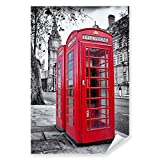 Postereck - 0122 - Rote Telefonzelle, London England Big