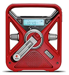 The American Red Cross FRX3 Weather Alert Radio