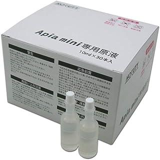 HOKUETSU 微酸性次亜塩素酸水生成器 Apia mini専用原液(30本入)