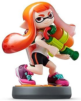 Inkling Girl amiibo - Japan Import  Splatoon Series